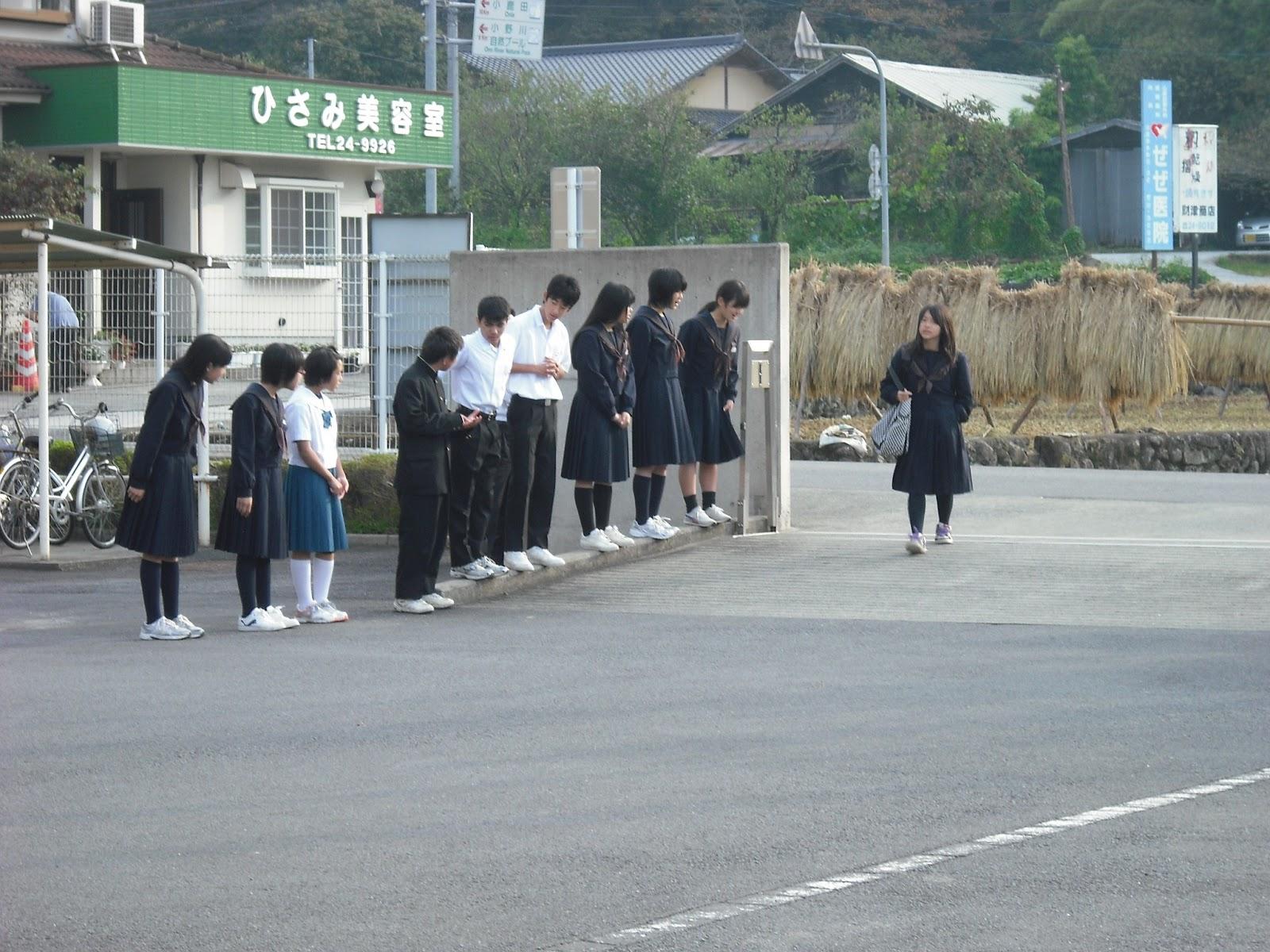 So you wanna teach english in japan school culture greetings school culture greetings kristyandbryce Gallery