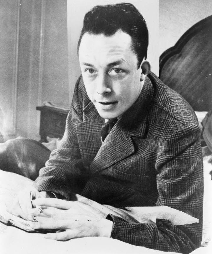 Top 14 Greatest Philosophers And Their Books - Albert Camus