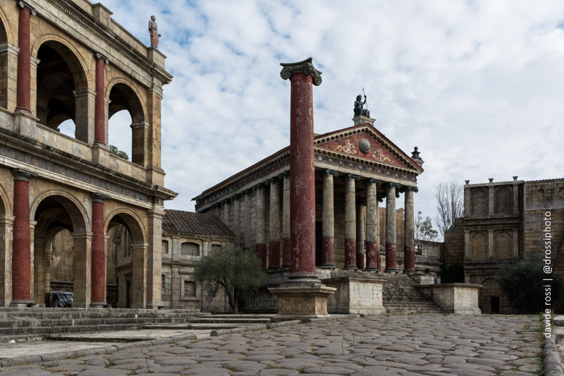 Antica Roma - cinecittà