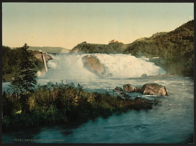 Beautiful Norway 100 years ago