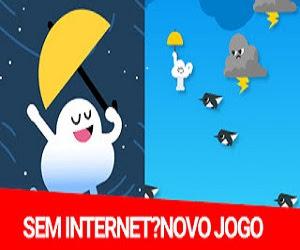 Sem internet?Jogo offline no google
