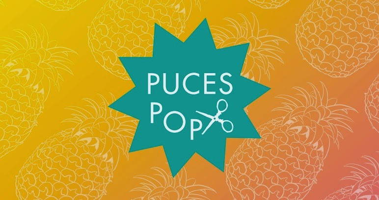 PUCES POP FAIR // SEPT 19-21 // MTL