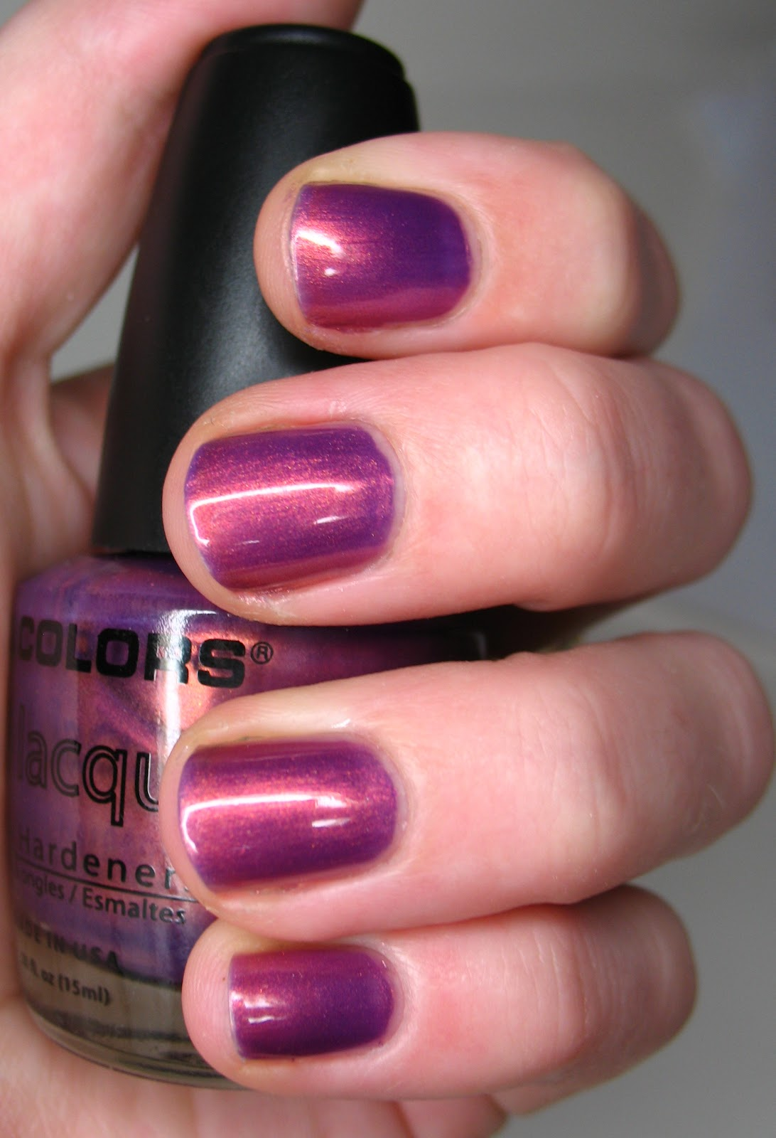 Beyond Just Beauty: LA Colors Nail Polish in Enchanting Review and ...