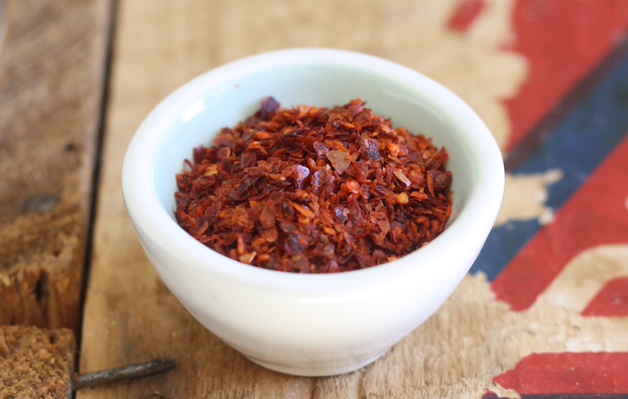 Aleppo chili pepper flakes available at SeasonWithSpice.com