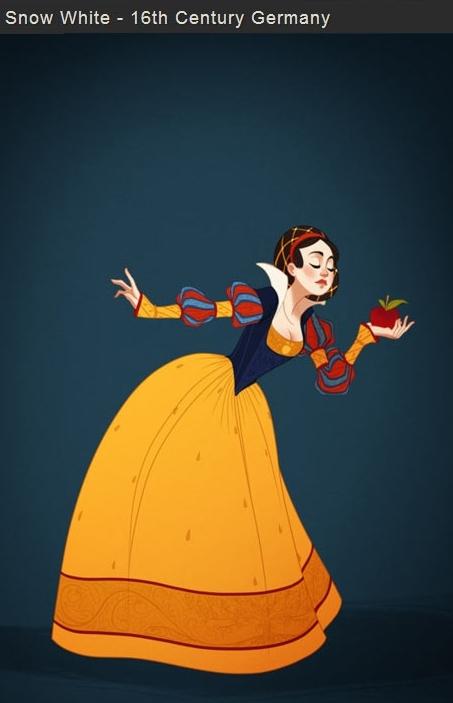 Snow White filmprincesses.blogspot.com