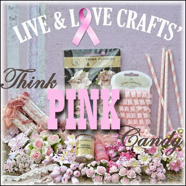 LLC Think Pink Candy