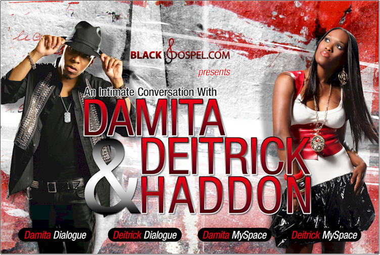Deitrick Haddon And Wife And Kids The real reason deitrick