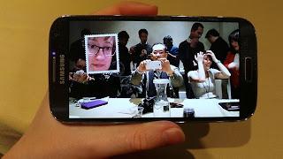 Samsung Galaxy S4 camera