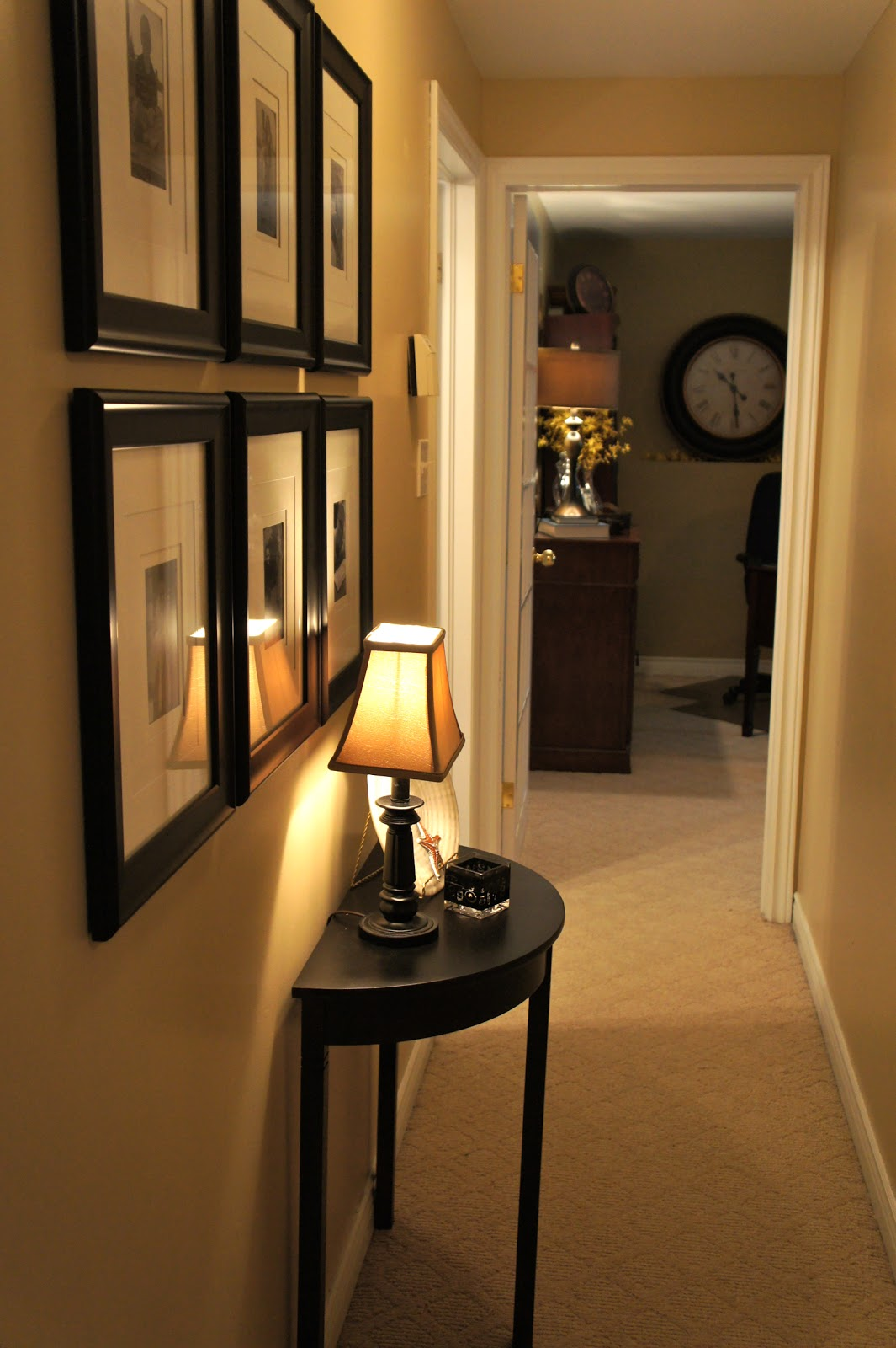 Long Narrow Hallway Decorating Ideas