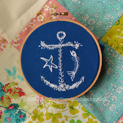 FISH & ANCHOR PATTERN