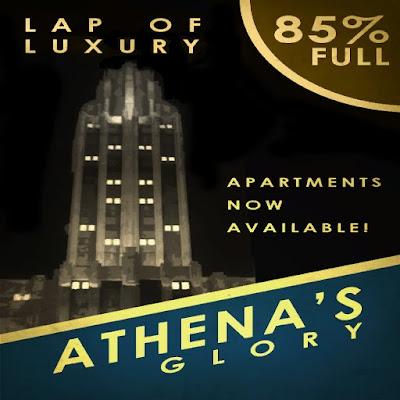 Athenas Glory Bioshock posters