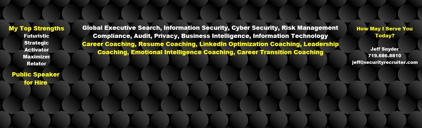 Jeff Snyder LinkedIn Header