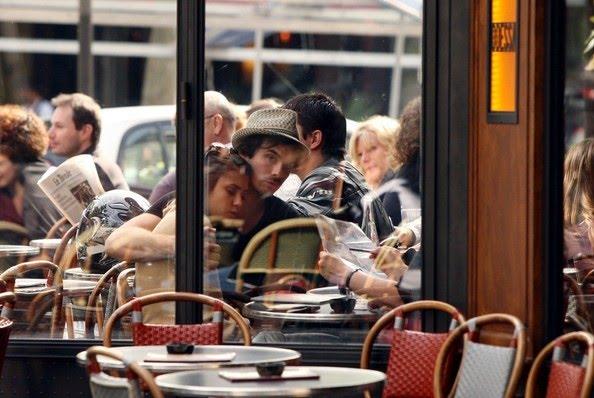 nina dobrev and ian somerhalder 2011. Ian Somerhalder and his
