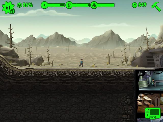 Fallout Shelter Wasteland