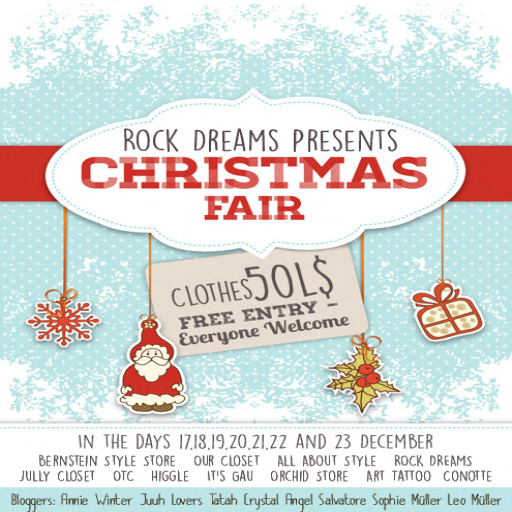 Christmas Fair Rock Dreams