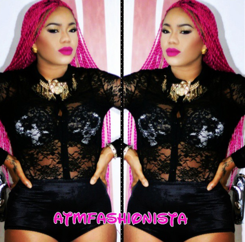 Toyin Lawani, CEO Tiannah Styling stuns in new photos