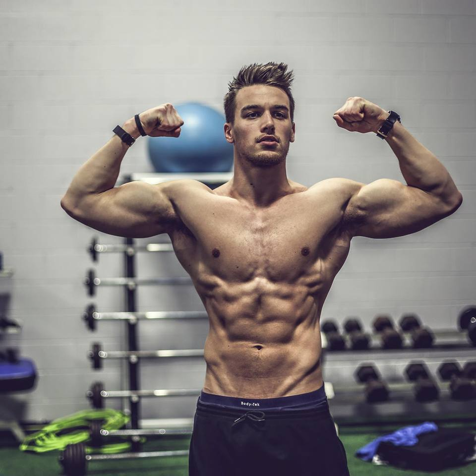 Male Beauty Photos: My Perfect Guys - Male Fitness Model