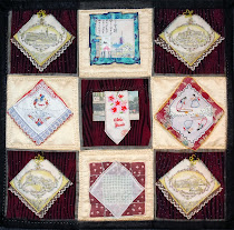TRAVEL DOCUMENTS QUILT - BEST MEMORIES
