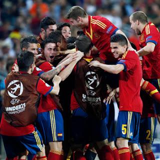 Spanish Football National u-21 team
