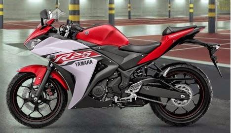 yamaha r25 diablo red