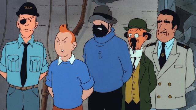 The Adventures of Tintin (TV Series 1991–1992) - The ...