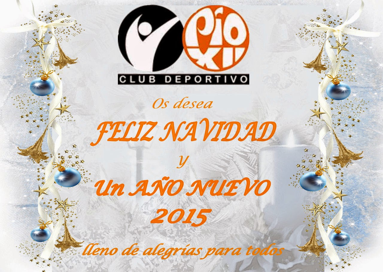 Club Deportivo PIO XII Valencia: 2014