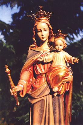 MARÍA AUXILIADORA. Fiesta 24 de Mayo