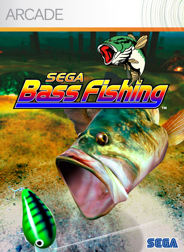 Neko random sega bass fishing xbox live arcade review for Fish live game