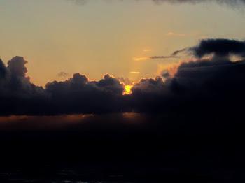 Oregon Coast Sunset.