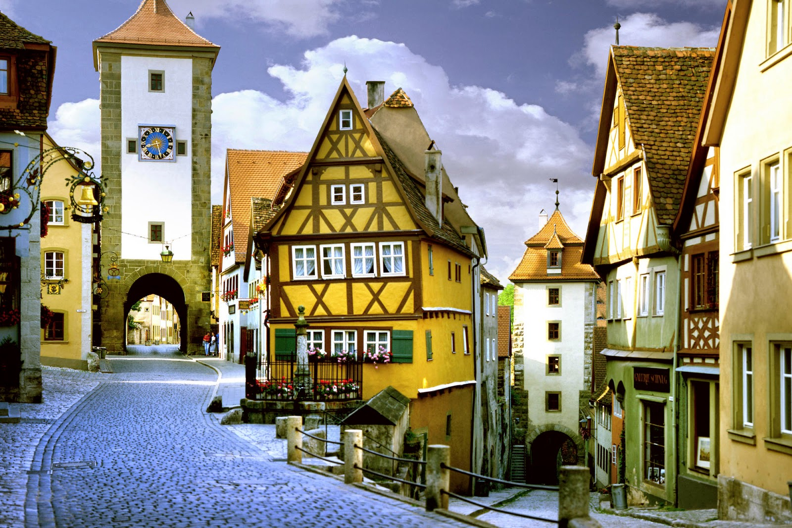 ROTHENBURG OB DER TAUBER ALEMANIA