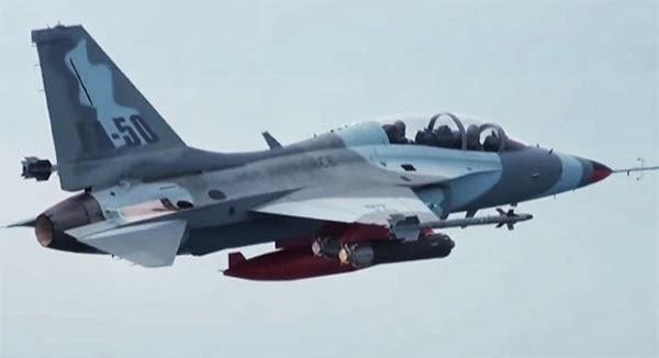FA-50 Fighter Jet