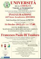 Inaugurazione 16 ottobre 2015