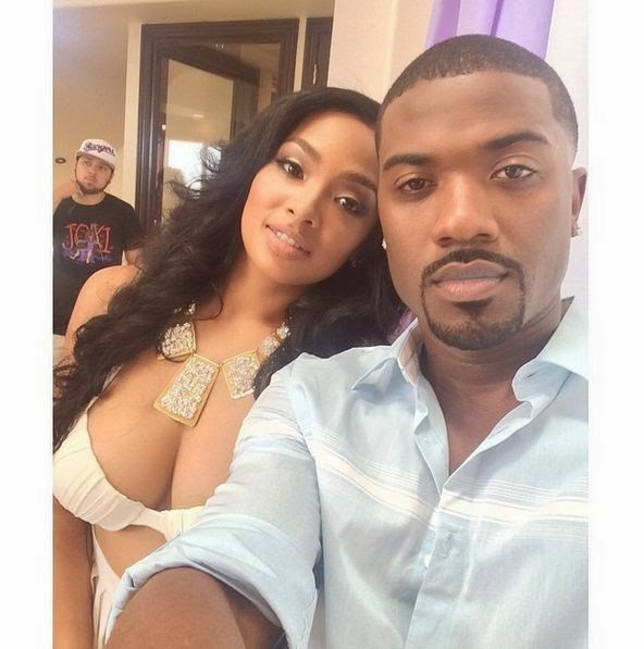 UPDATED: Ray J's Girlfriend Princess Love Threatens to Commit Suicide After Breakup
