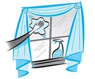 Okna sprytnie umyte