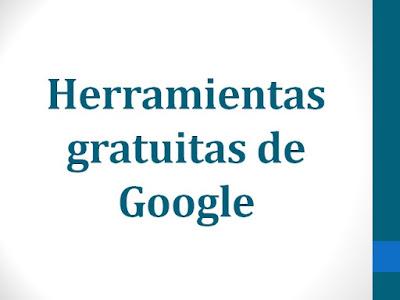 http://www.slideshare.net/anacristinaestebanbaranda/las-apps-de-google-que-todo-emprendedor-debera