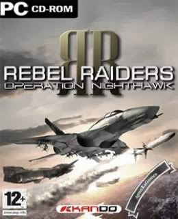 Rebel Raiders Operation Nighthawk Cover, Poster