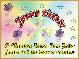 O Universo Férico e Deslumbrante Com Jesus
