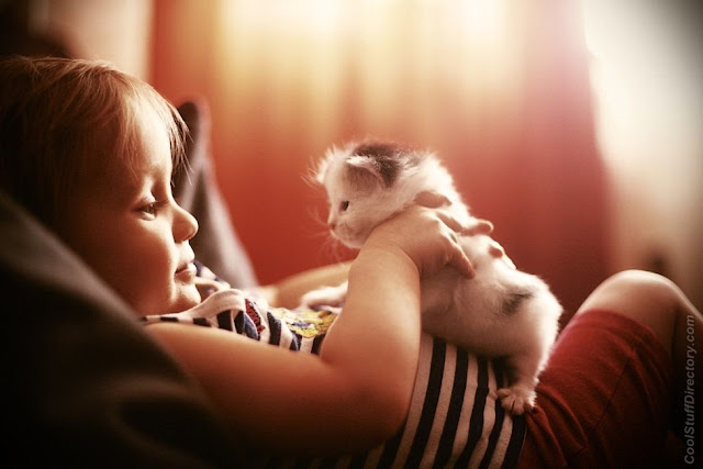 Heartwarming Kids Photography by Julia Otto