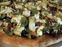 Greek Inspired Pizza