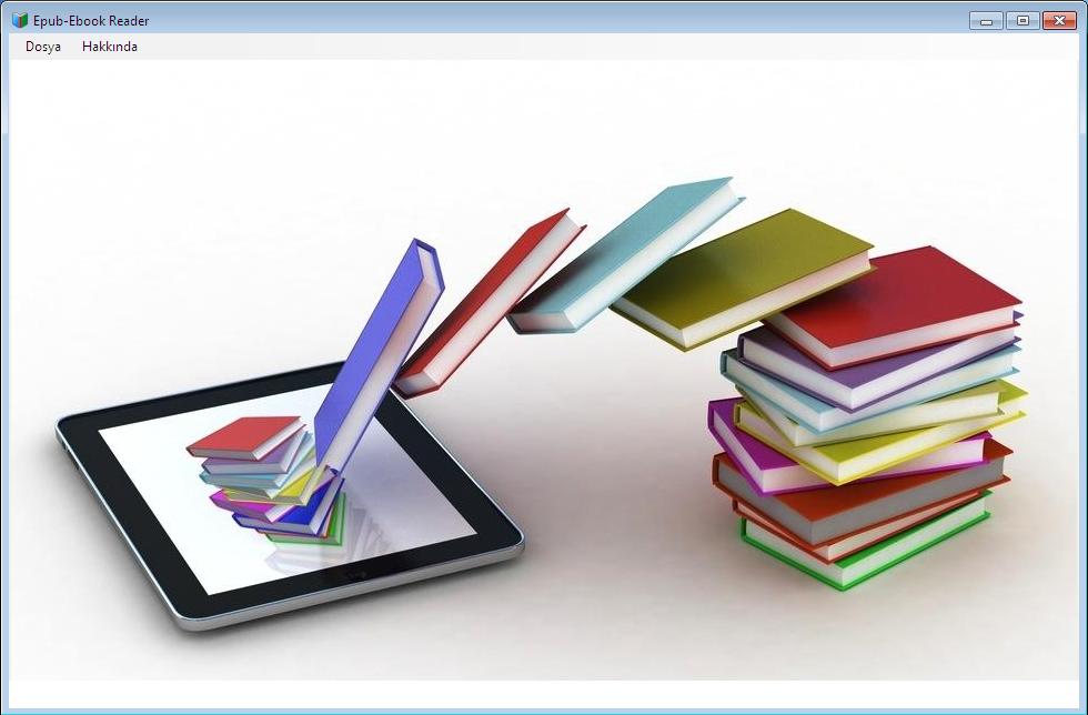 e-book-kitap okuyucu program
