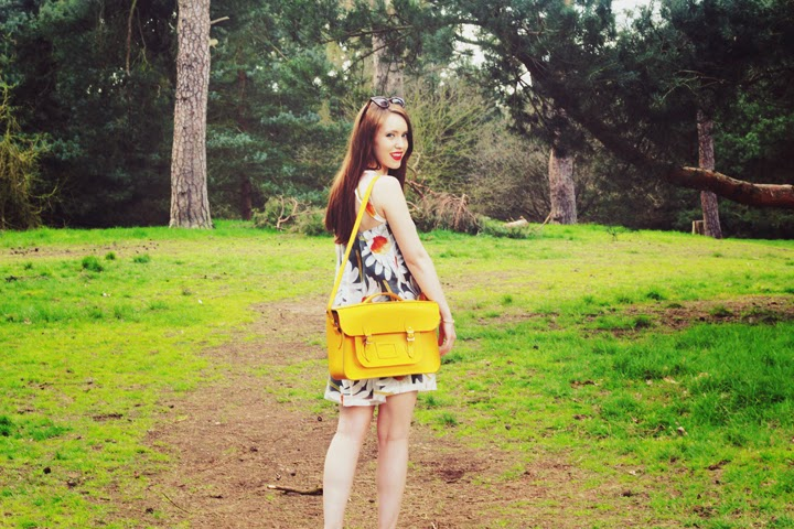 cambridge satchel yellow fashion blogger uk style /></a></div> <div class=