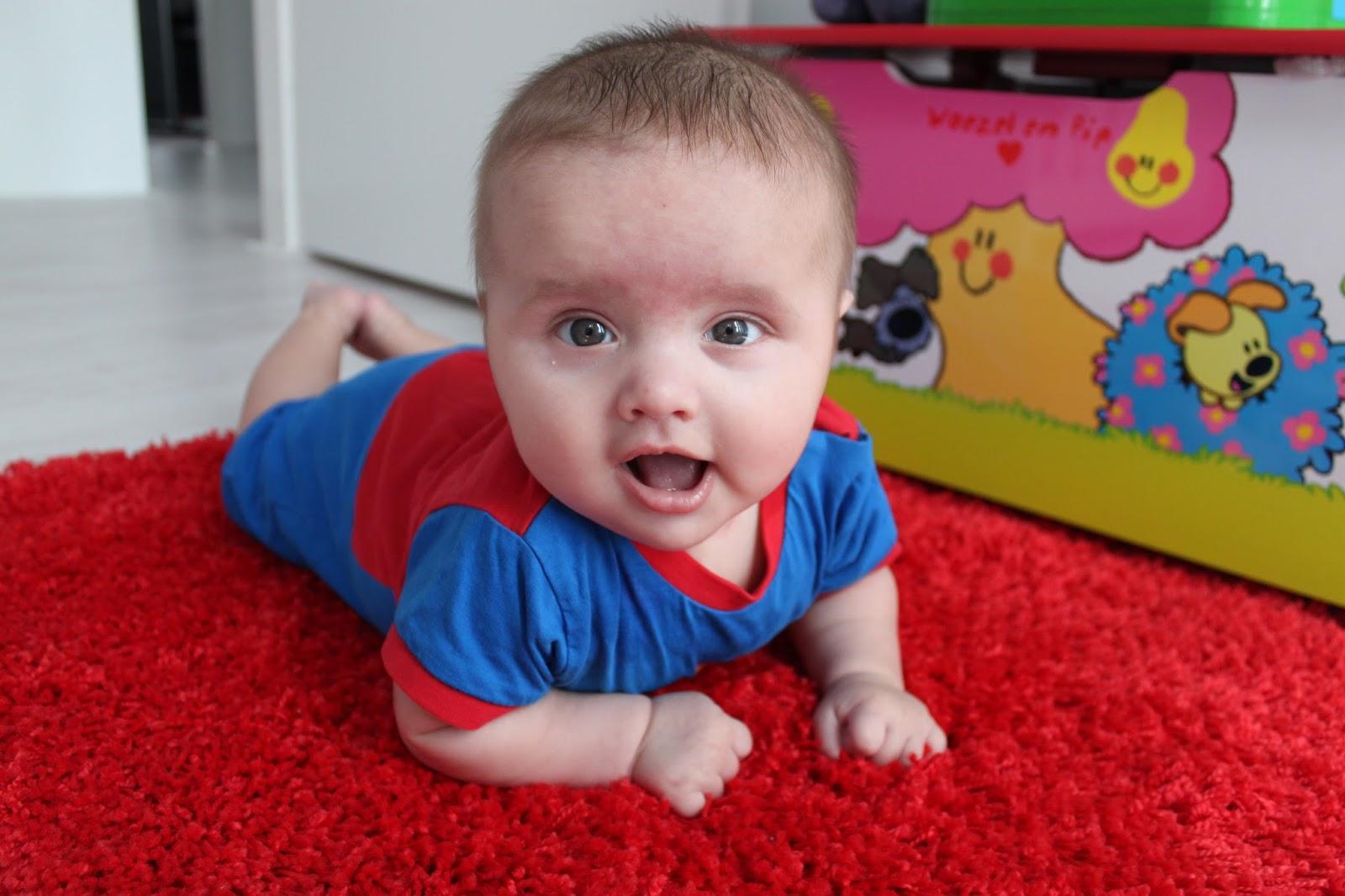 wortelhapje baby 4 maanden maken