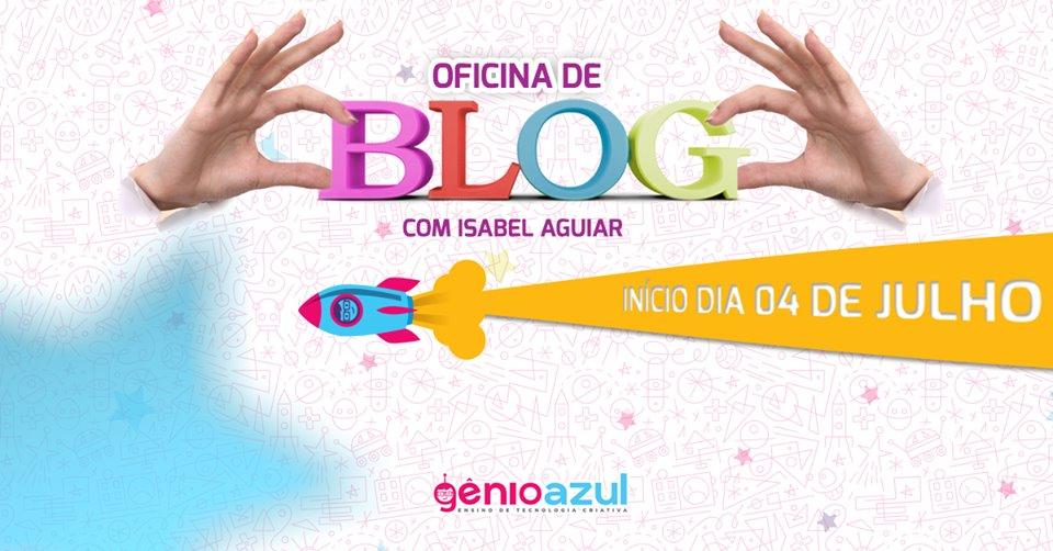 aprenda a fazer seu blog