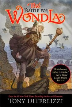http://www.bookpeople.com/event/tony-diterlizzi-battle-wondla