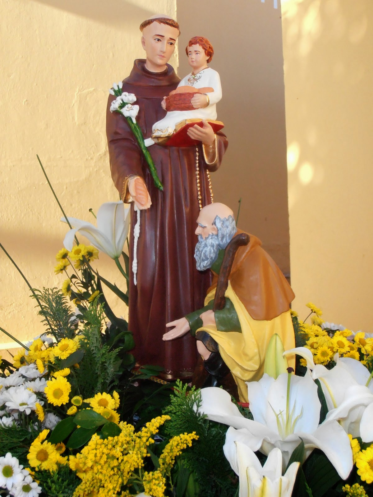 Capela de Santo Antonio em Rafael Godeiro divulga programação da festa do padroeiro 2014