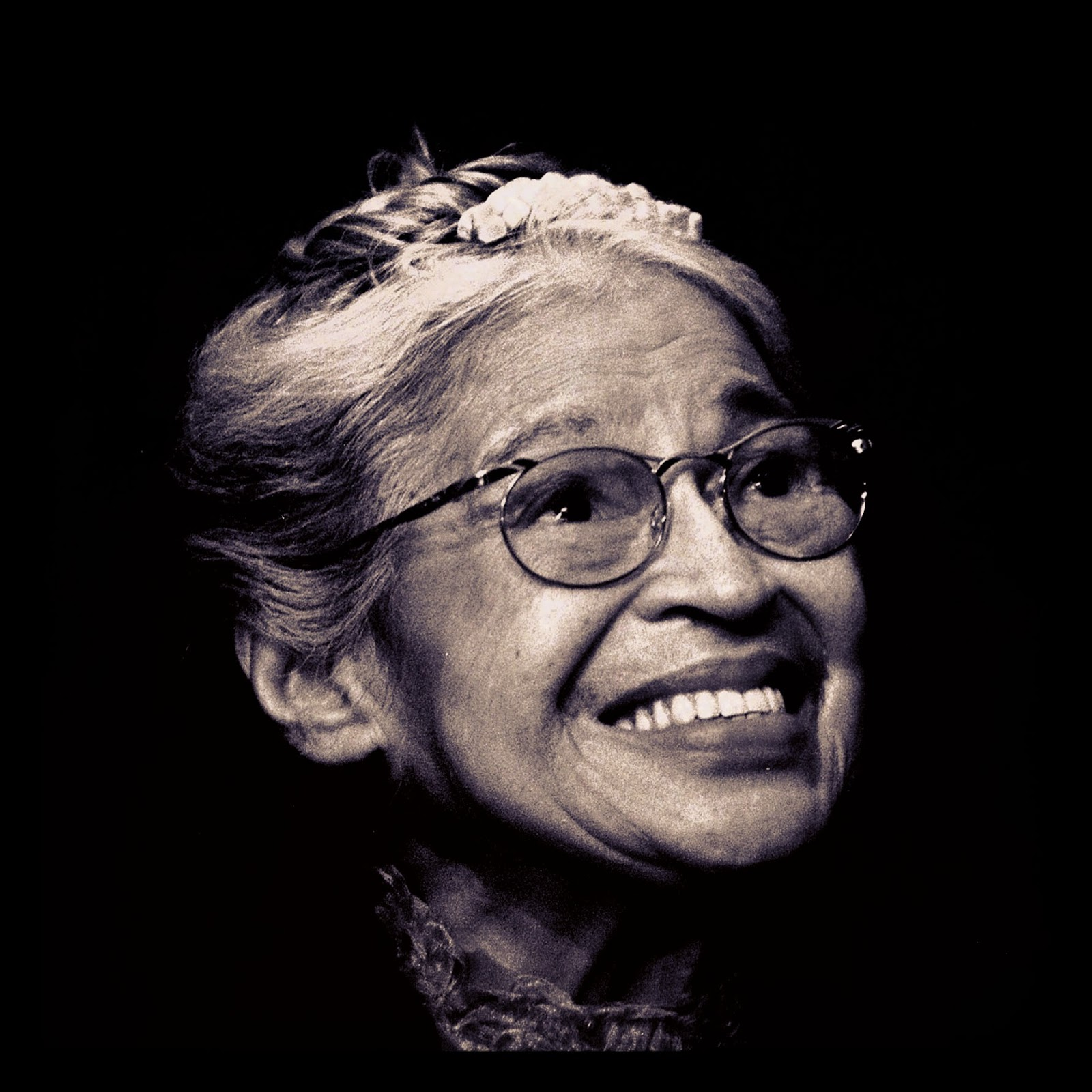 rosa parks and martin luther king jr relationship