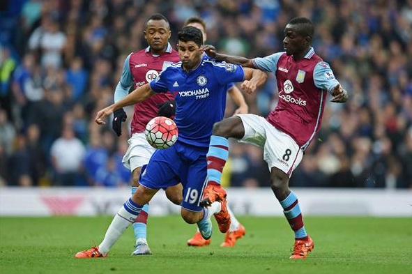 Chelsea 2-0 Aston Villa - Premier League