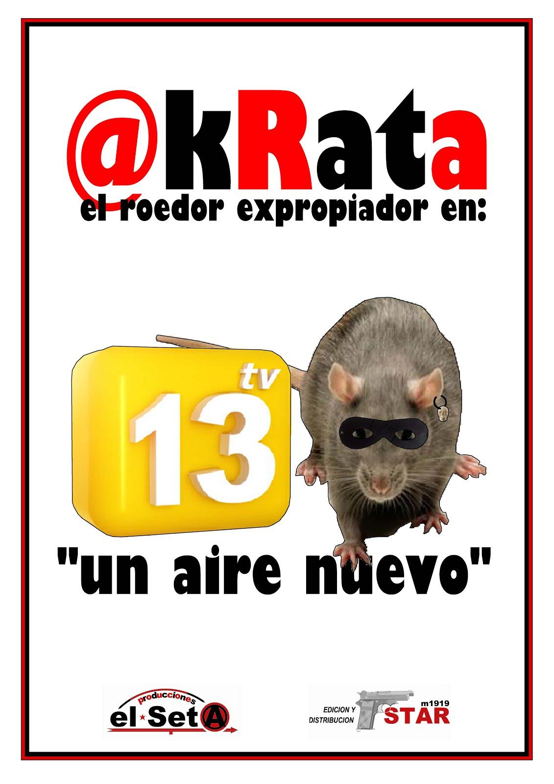 "13TV ""un aire nuevo"""