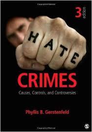 Hate Crimes book
