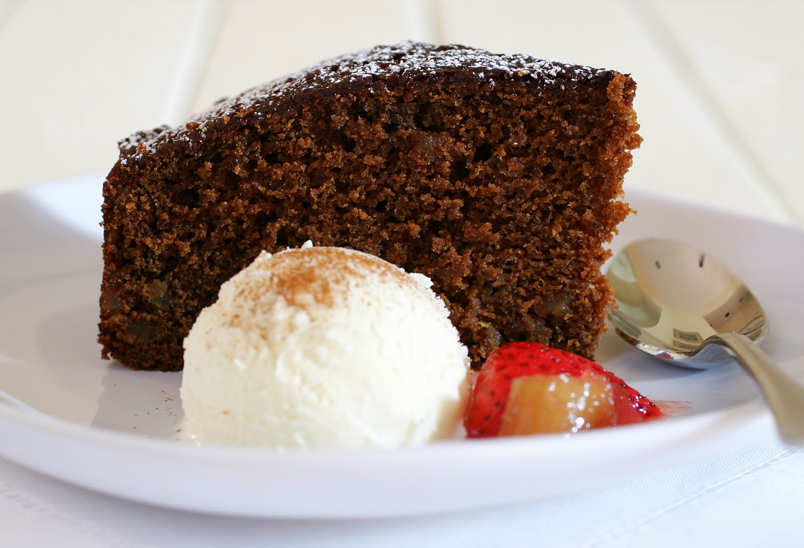 ... Sweet Dreams: Fresh Ginger Spice Cake: Mistakes, I've Made a Few